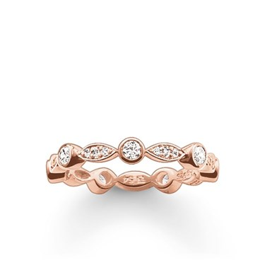 Thomas Sabo Eternity Ring  - Click to view larger image