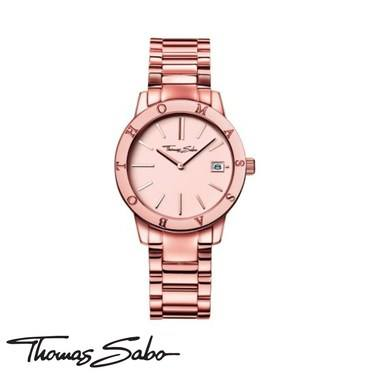 Thomas Sabo Rose Gold Soul Bracelet Watch  - Click to view larger image