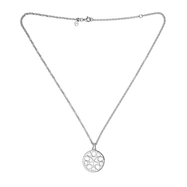 Argento Silver Openwork Necklace