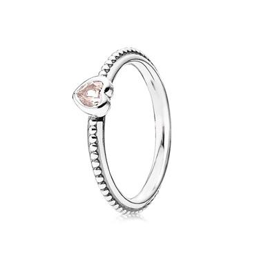 Pandora Pink One Love Ring