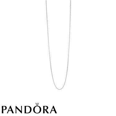 Pandora Silver Chain Necklace  - Click to view larger image