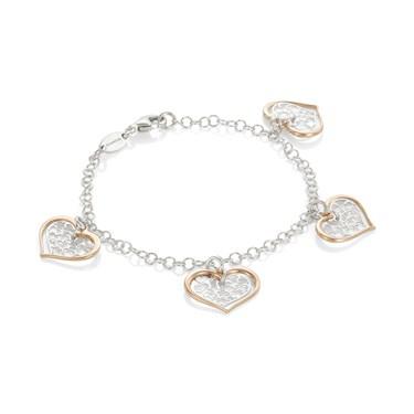 Nomination Rich Romantica Bracelet  - Click to view larger image
