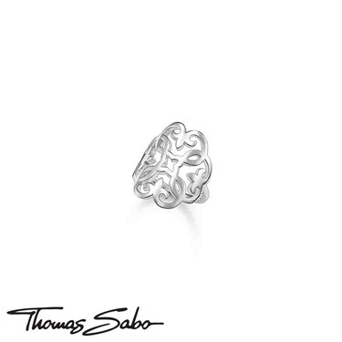 Thomas Sabo Silver Filigree Ring