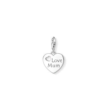 Thomas Sabo Love Mum Charm  - Click to view larger image