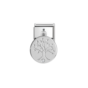 Nomination Tree of Life Charm   - Click to view larger image