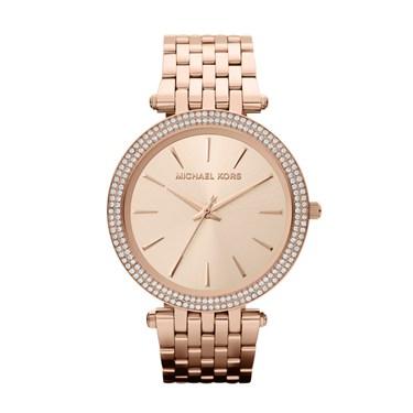 Michael Kors Darci Rose Gold Ladies Watch