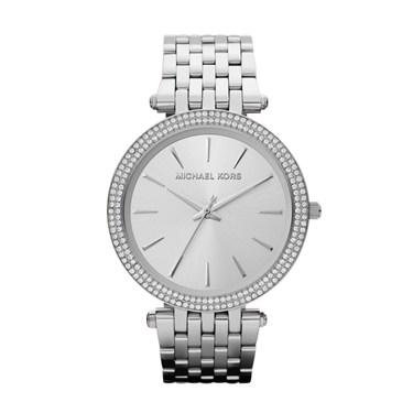 Michael Kors Darci Silver Ladies Watch