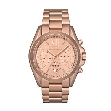 Michael Kors Michael Kors Rose Gold Bradshaw Watch