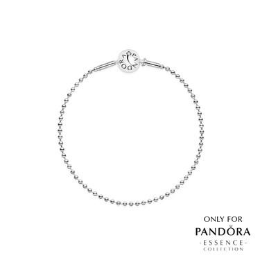 PANDORA ESSENCE Ball Chain Charm Bracelet  - Click to view larger image
