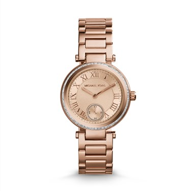 Michael Kors Skylar Rose Gold Watch