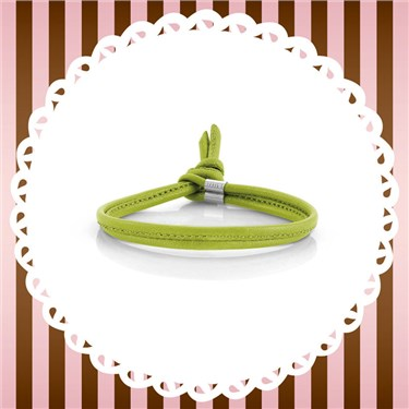 Nomination My BonBons Bracelet - Lime Green  - Click to view larger image