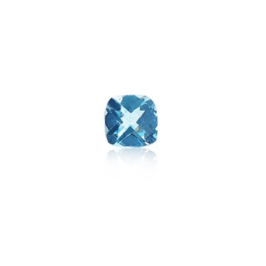 Storie Blue Topaz Charm  - Click to view larger image