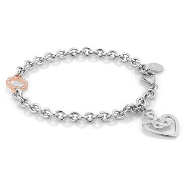 Nomination PARADISO Heart Bracelet