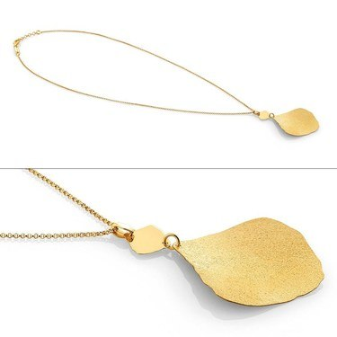 Nomination Ninfea Gold Necklace  - Click to view larger image