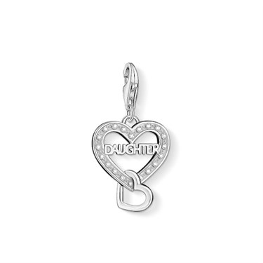 Thomas Sabo Daughter Charm  - Click to view larger image