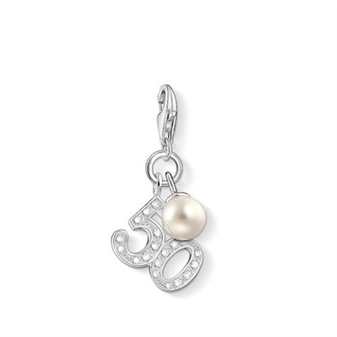 Thomas Sabo 50 Charm  - Click to view larger image