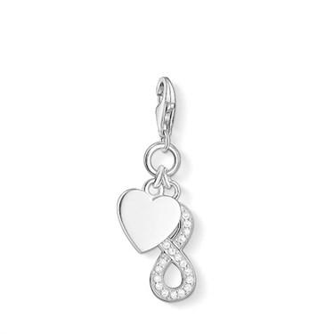 Thomas Sabo Infinity Charm  - Click to view larger image