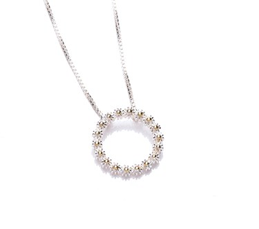 Daisy London Daisy Iota Necklace