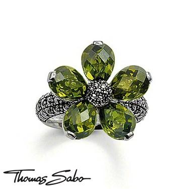 Thomas Sabo Flower Ring