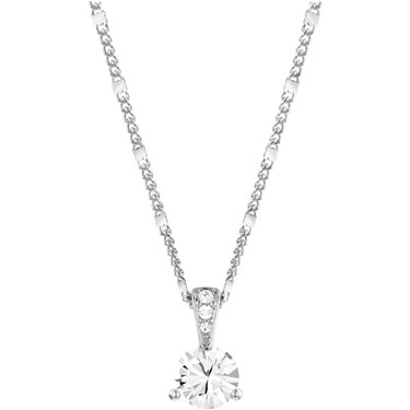 Swarovski Solitaire Pendant  - Click to view larger image