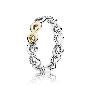 PANDORA Infinite Love Ring  - Click to view larger image