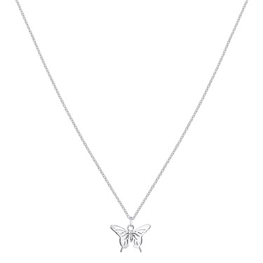 Argento Butterfly Necklace