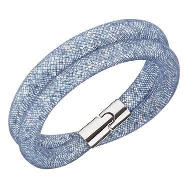 Swarovski Stardust Blue Bracelet  - Click to view larger image