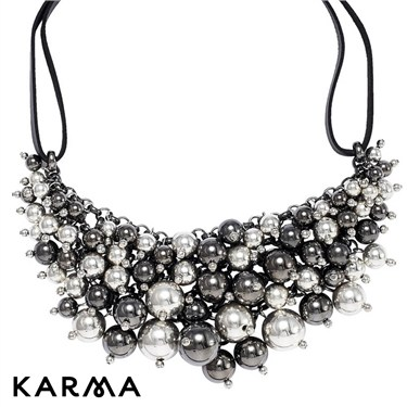 Karma Statement Necklace