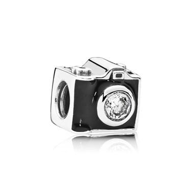 Pandora Camera Charm   - Click to view larger image