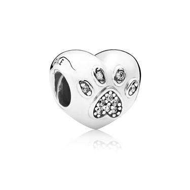 Pandora I Love My Pet Charm   - Click to view larger image