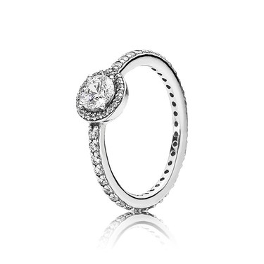 Pandora Classic Elegance Ring  - Click to view larger image
