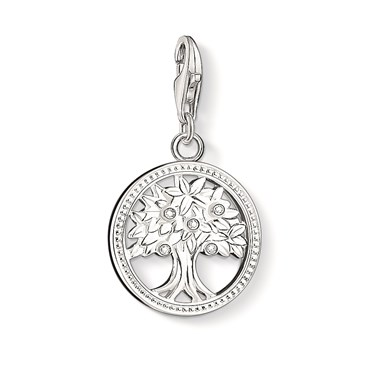 Thomas Sabo Tree Of Life Charm  - Click to view larger image