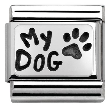 Nomination My Dog Charm  - Click to view larger image