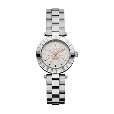 Vivienne Westwood Silver Westbourne Watch  - Click to view larger image