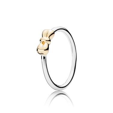 Pandora Petite Bow Ring