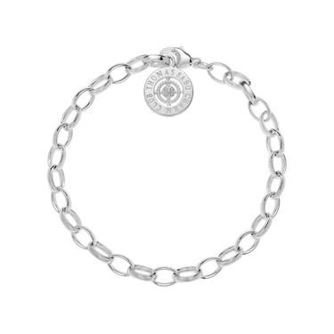 Thomas Sabo Silver White diamond Bracelet  - Click to view larger image