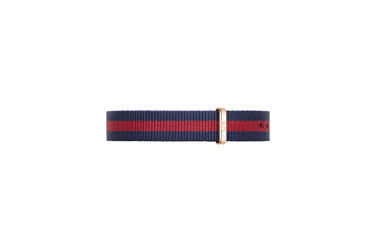 Daniel Wellington Oxford Rose Gold 13mm Strap  - Click to view larger image