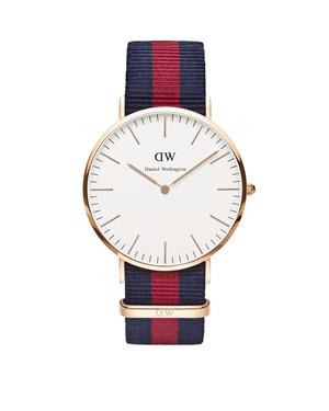 Daniel Wellington Oxford 40mm Rose Gold Watch