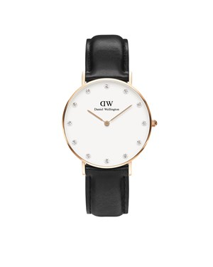 Daniel Wellington Sheffield 34mm Rose Gold Watch