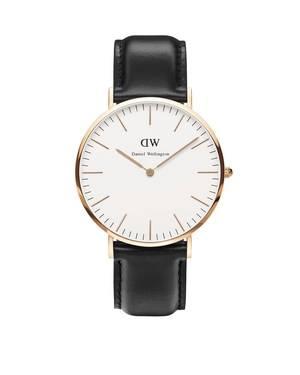 Daniel Wellington Sheffield 40mm Rose Gold Watch