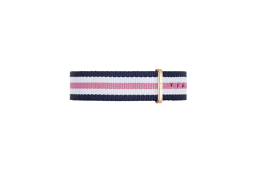 Daniel Wellington Southampton Rose Gold 18mm Strap  - Click to view larger image
