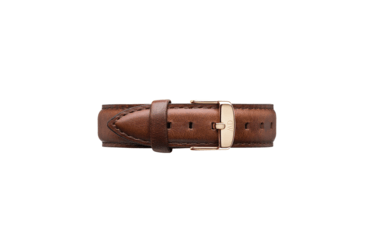 Daniel Wellington St Mawes Rose Gold 18mm Strap  - Click to view larger image