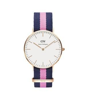 Daniel Wellington Winchester 36mm Rose Gold Watch  - Click to view larger image