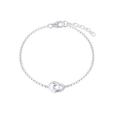 Argento Interlinking Circle Bracelet