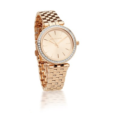 Michael Kors Mini Darci Rose Gold Watch