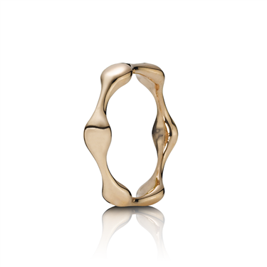 Pandora Rose Gold Six Lovepod Ring