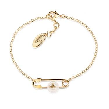 Vivienne Westwood Jordan Gold Bracelet