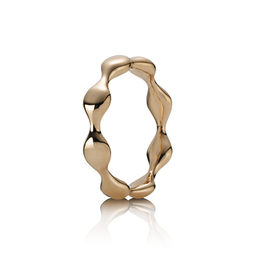 Pandora Rose Gold Eight Lovepod Ring