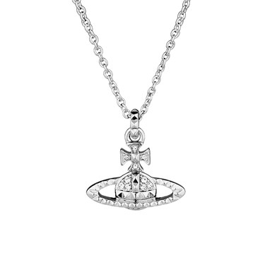 Vivienne Westwood Mayfair Bas Relief Pendant  - Click to view larger image