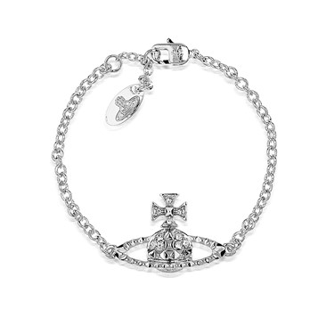 Vivienne Westwood Mayfair Bas Relief Bracelet  - Click to view larger image